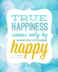 true happiness