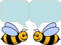 bees-talking
