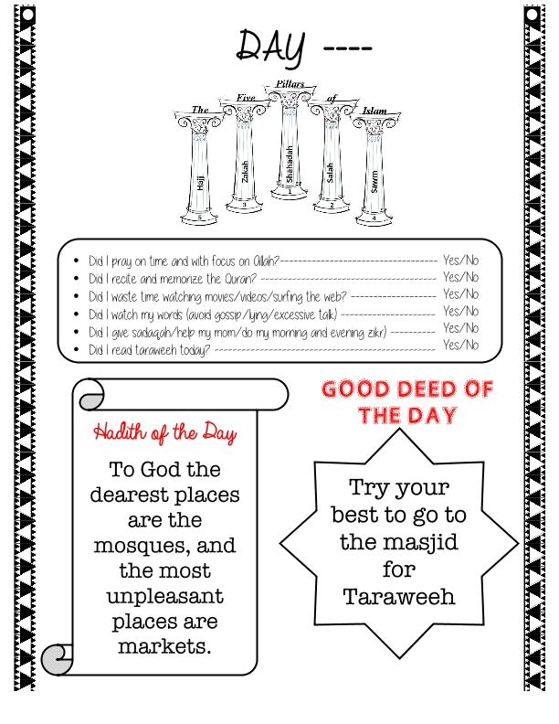 10-Ramadan Journal Final