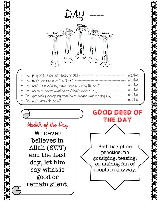 17-Ramadan Journal Final