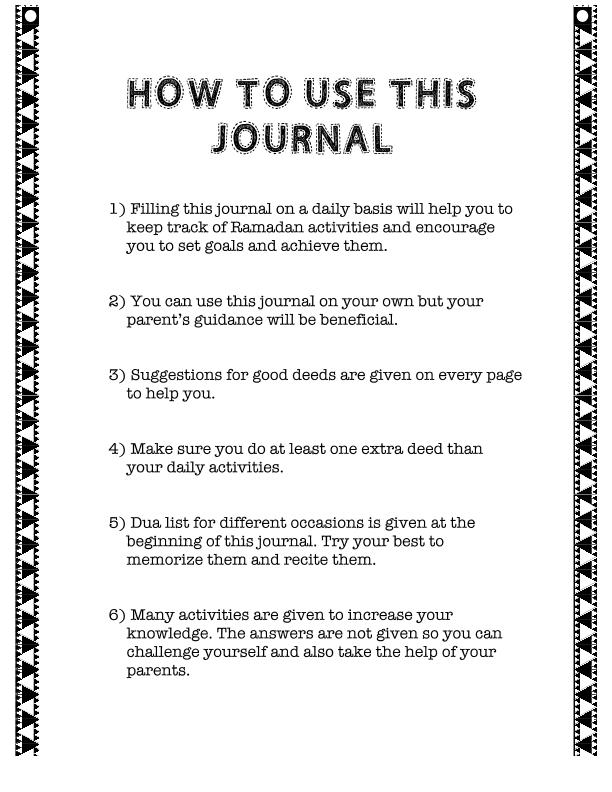 3-Ramadan Journal Final