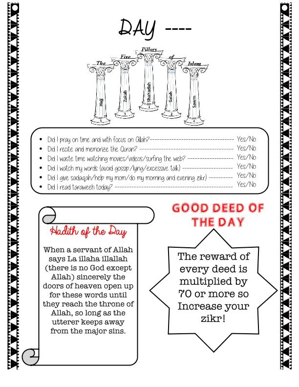 30-Ramadan Journal Final